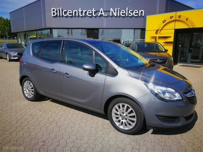 gebraucht Opel Meriva 1,4 Turbo Enjoy 119HK