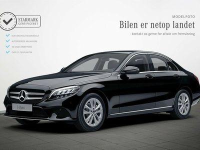 käytetty Mercedes C200 1,5 Advantage aut.