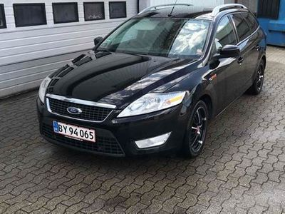 brugt Ford Mondeo TDCI 2,0
