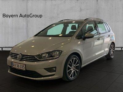 brugt VW Golf Sportsvan 1,4 TSi 125 Trendline BMT