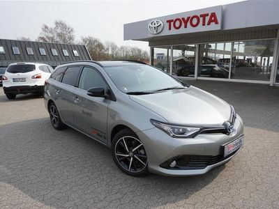 brugt Toyota Auris Touring Sports 1,8 Hybrid H2 Selected 136HK Stc