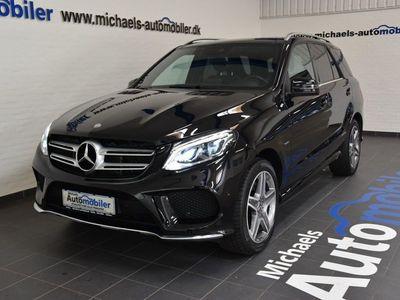 brugt Mercedes GLE500 e 3,0 aut. 4-M