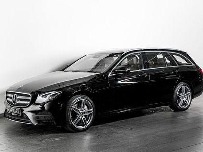 brugt Mercedes E400 2,9 stc. aut. 4-M
