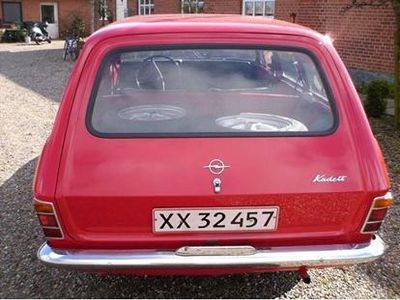 brugt Opel Kadett 1,1 B - Caravan