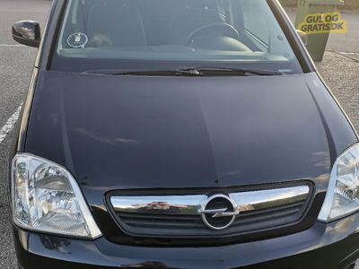 brugt Opel Meriva Nysynet Opel Meriva 1,4
