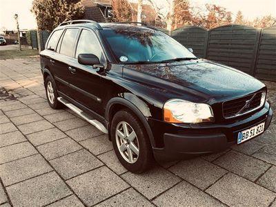 brugt Volvo XC90 2,4 D5 Summum AWD 185HK 5d Aut.