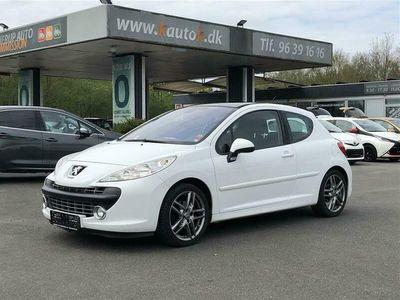 brugt Peugeot 207 1,6 Premium 120HK 3d