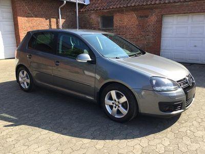 brugt VW Golf V 1,9 TDI GT SPORT