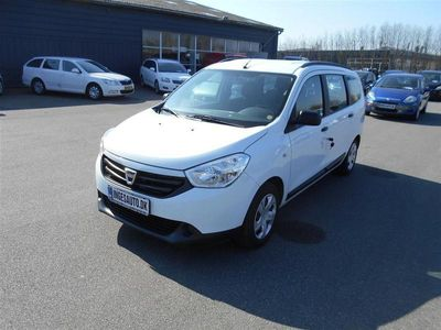 brugt Dacia Lodgy 7 Sæder 1,5 DCi Ambiance Start/Stop 90HK