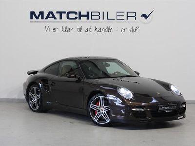 usado Porsche 911 Turbo 3,6 4x4 480HK 2d 6g