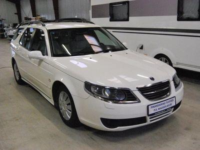 käytetty Saab 9-5 2,0 t Linear SportCombi Hirsch aut