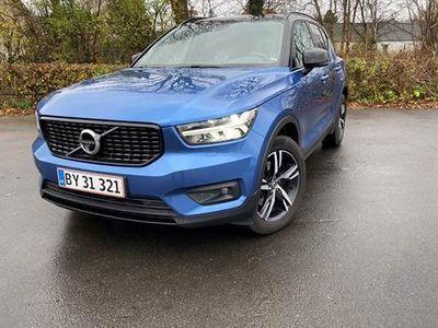 brugt Volvo XC40 2,0 R Design Aut. AWD