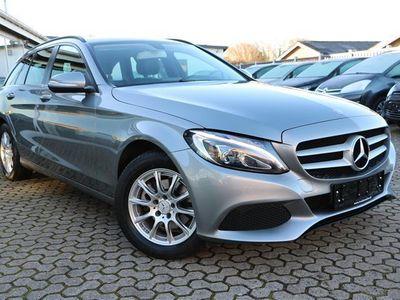 brugt Mercedes C200 T 1,6 Bluetec 7G-Tronic Plus 136HK Stc 7g Aut.