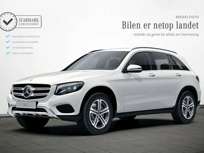 used Mercedes GLC220 d 2,2 aut. 4-M