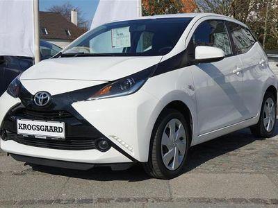 usado Toyota Aygo 1,0 VVT-I X-pression 69HK 5d