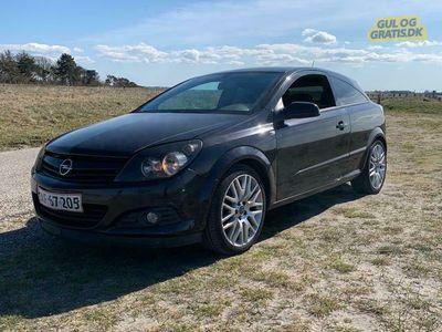 brugt Opel Astra GTC astra 2.0turbo