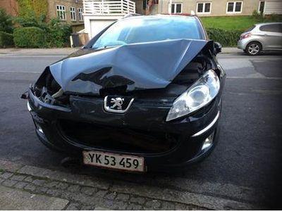 brugt Peugeot 407 2,0 HDI stc