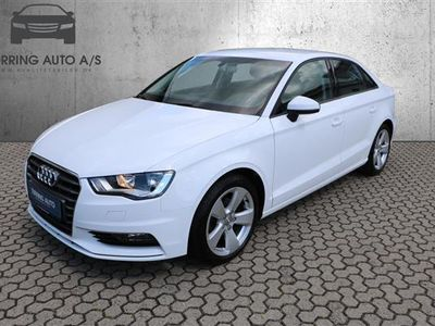 używany Audi A3 1,4 TFSI Ambition S Tronic 125HK 7g Aut. - Personbil - hvid