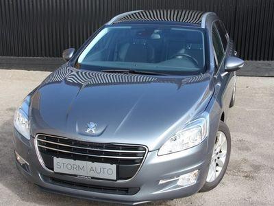 brugt Peugeot 508 2,0 HDi 163 Allure SW