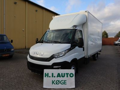 brugt Iveco Daily 2,3 35S16 Alukasse m/lift AG8