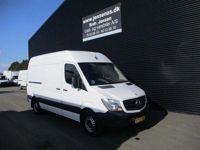 brugt Mercedes Sprinter 316 Mellem 2,1 CDI AUT. 163HK Van 2014