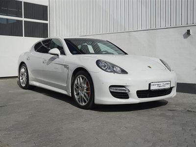 brugt Porsche Panamera Turbo 4,8 4x4 500HK 5d 6g
