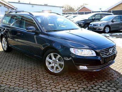 brugt Volvo V70 2,0 D3 Momentum 136HK Stc 6g