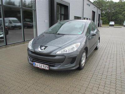 brugt Peugeot 308 1,6 HDI FAP Comfort Plus 109HK 5d