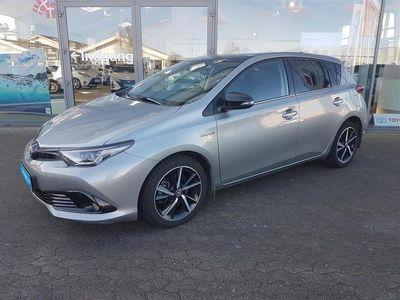 brugt Toyota Auris 1,8 B/EL Selected Bi-tone 136HK 5d Aut.