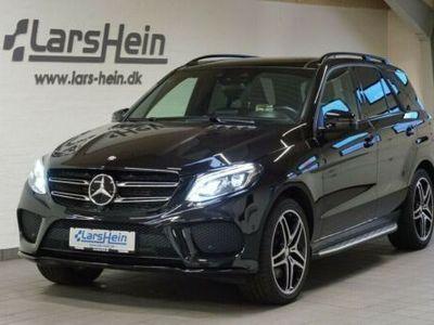brugt Mercedes GLE350 d AMG Line aut. 4-M