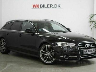 brugt Audi A6 1,8 TFSi 190 Ultra S-line Avant St