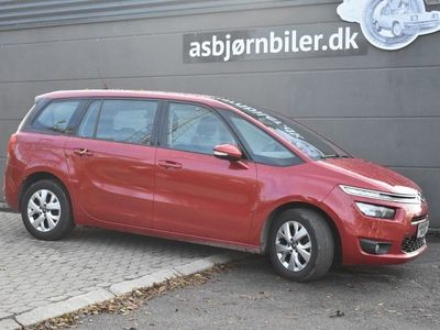 brugt Citroën Grand C4 Picasso 1,6 e-HDi 115 Seduction ETG6
