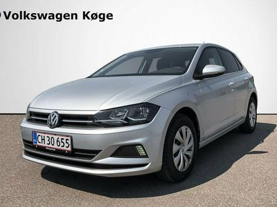 gebraucht VW Polo 1,0 TSi 95 Comfortline