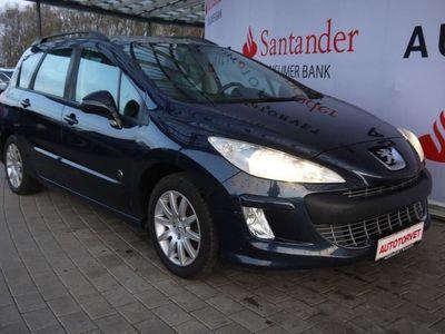 brugt Peugeot 308 1,6 HDI Comfort Plus 89HK Van