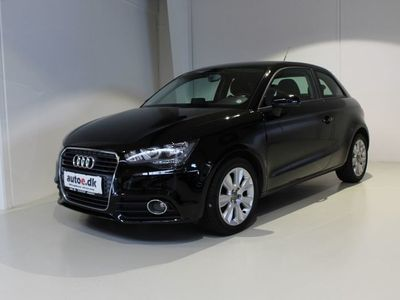 brugt Audi A1 1,2 TFSi 86 Ambition