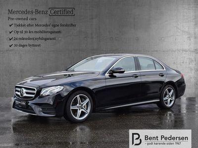 brugt Mercedes E350 2,9 D Advantage 9G-Tronic 286HK 9g Aut. A