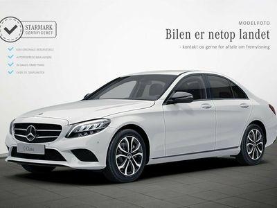 käytetty Mercedes C220 d 2,0 Avantgarde aut.