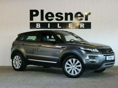 brugt Land Rover Range Rover evoque 2,2 SD4 Dynamic aut.