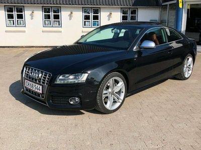 brugt Audi S5 4,2 FSi Coupé quattro S-tr.