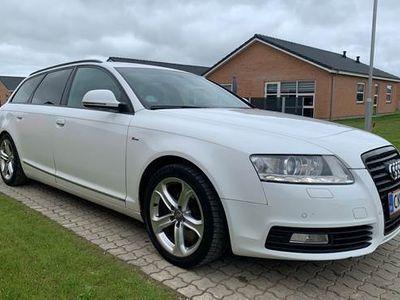 brugt Audi A6 2,7 S-Line