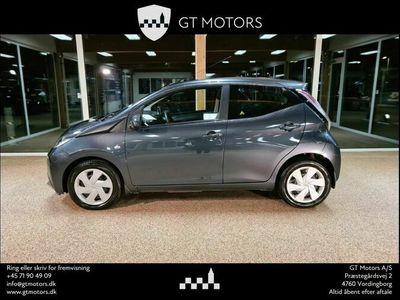 brugt Toyota Aygo 1,0 VVT-i x