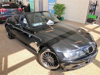 gebraucht BMW Z3 1,8 115HK Cabr.