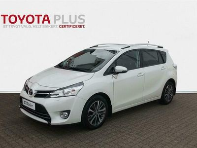 brugt Toyota Verso 7 pers. 1,8 VVT-I T2 Touch Multidrive S 147HK 6g Aut.