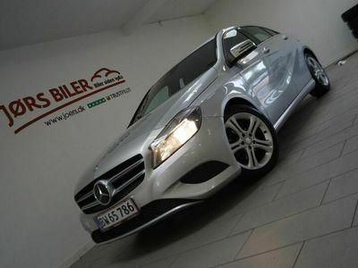 brugt Mercedes A180 1,8 CDi Urban aut.