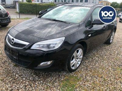 brugt Opel Astra 6 Enjoy ST