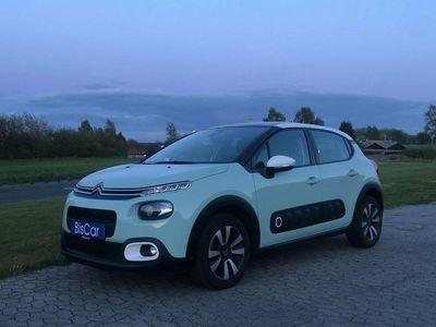 gebraucht Citroën C3 1,6 BlueHDi 100 SkyLine