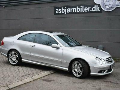 brugt Mercedes CLK55 AMG 5,4 AMG Coupé aut.