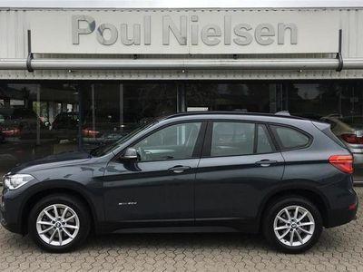 used BMW X1 20D 2,0 sDrive20d aut Advantage 190HK 5d