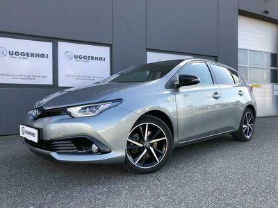 brugt Toyota Auris 1,8 Hybrid Prestige 136HK 5d Aut.