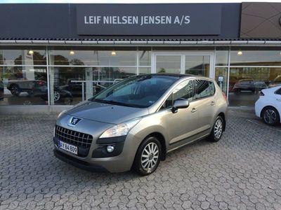 brugt Peugeot 3008 1,6 HDi 110 Premium aut.